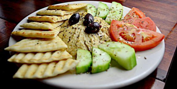 Le houmous (ou humus), une recette facile & rapide